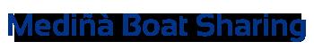 Mediñà Boat Sharing Logo